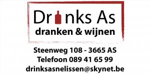 logo sponsor drinks as